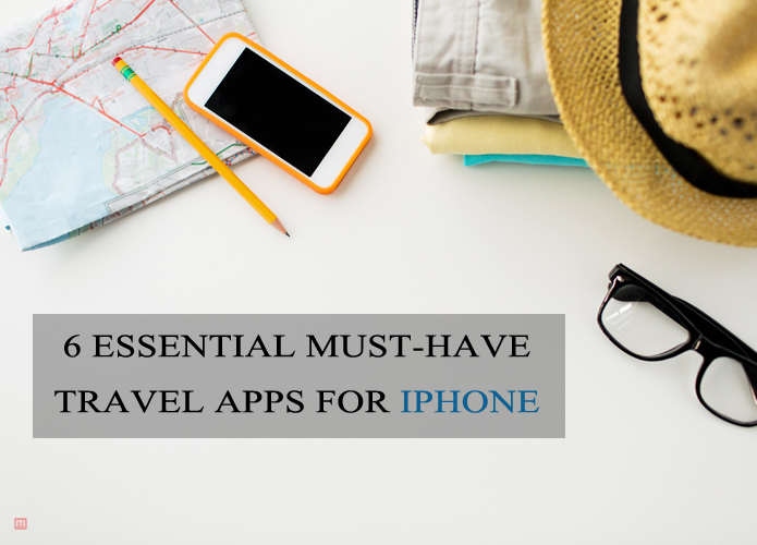 Travel apps for iPhone