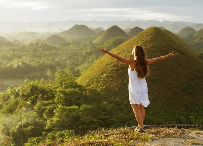 Chocolate Hills de Bohol