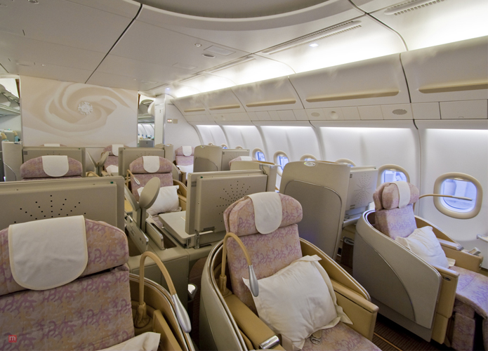 Getting Upgraded To Fly First Class With Hawaiian Airlines
