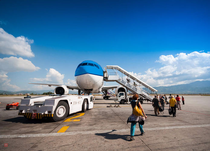 collect KLM miles