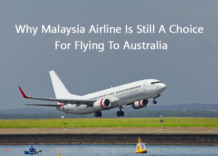 flying to Australia