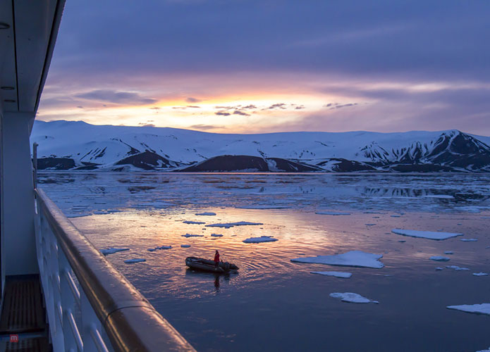 Travel to antarctica and tick something grand off from for Best way to travel to antarctica