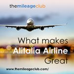 What makes Alitalia Airline Great?