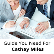 Guide Cathay Miles